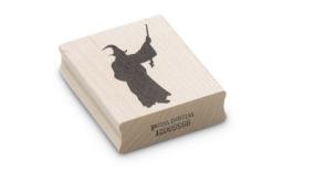 Encaustic Art - Stämpel - (021) Trollkarl