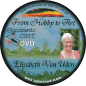 Encaustic Art - Instruktion DVD - From Hobby to Art (Beställningsvara)