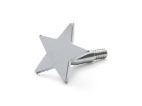 Encaustic Art - Järn till Stylus PRO - Stjärna (Beställningsvara)