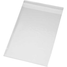 Cellofanpåse 12,3x17,3cm (Passar A6) 20-pack