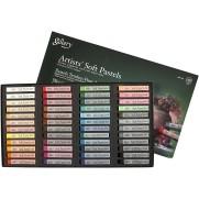 Gallery Torrpastel - Mixade färger 48-pack