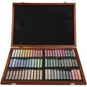 Gallery Torrpastel - Mixade färger 72-pack