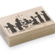 Encaustic Art - Stämpel - (026) Julspel