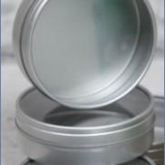 Encaustic Painting - Metallbehållare 4-pack