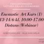 2020-06-13-2020-06-14 Encaustic Art - Kurs (1) Nybörjare (ONLINE/ZOOM)