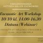 2020-10-10 Encaustic Art - Workshop Teknik 14.00 (ZOOM)