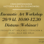 2020-09-20 Encaustic Art - Workshop Teknik 10.00 (ZOOM)