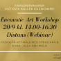 2020-09-20 Encaustic Art - Workshop Teknik 14.00 (ZOOM)