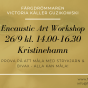 2020-09-26 Encaustic Art - Workshop Teknik 14.00 (Kristinehamn)