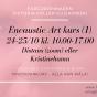 2020-10-24-2020-10-25 Encaustic Art - Kurs (1) Nybörjare (ONLINE/ZOOM eller Kristinehamn)