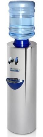 Vattenautomat med 18,9 l vattenbehållare