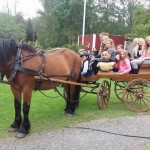 häst och vagn läger 2016