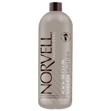 Spraytan vätska Norvell Premium - Doubbel dark 1liter
