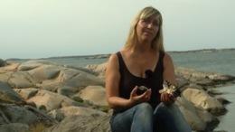 Doktorrand Linnea Thorngren