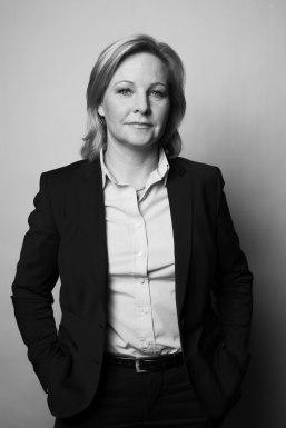 Sveriges arbetsmarknadsminister Hillevi Engström (Foto: Regeringskansliet)