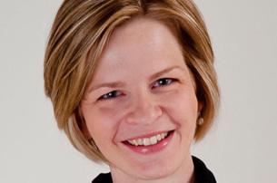 NFS generalsekreterare Loa Brynjulfsdottir (foto: Emil Hamlin)