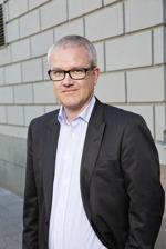 NFS generalsekreterare Magnus Gissler
