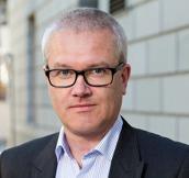 Magnus Gissler, generalsekreterare NFS