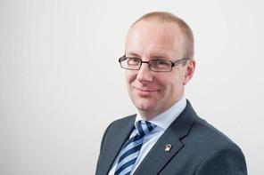 NFS nya ordförande Jarkko Eloranta. Foto: FFC/SAK