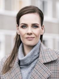 NFS ordförande 2019, Sonja Ýr Þorbergsdóttir
