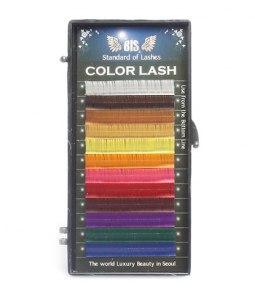 Color Lashes - BIS C 0,15 9 mm