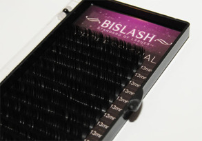 Silk Lashes 0,25 - Silk C25 7 mm