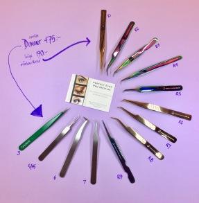 Prime Tweezer - Multicolor - R1
