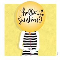 Kort - Hello Sunshine