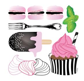 Kort - Baking Love