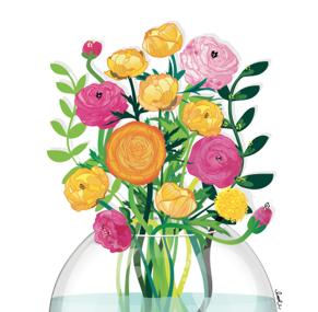 Kort - Blomster
