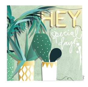 Kort - Hey Special Day