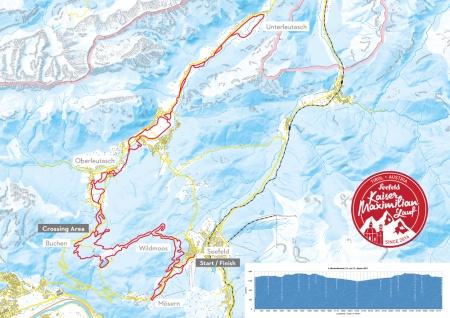 Kaiser Maximilian Lauf - Global Sports Tours