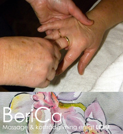 Taktil massage Falkenberg . taktilstimulering hos BeriCa massage i Falkenberg
