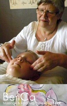 Massage för barn 8-17 år
