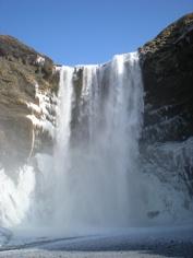 Vattenfallet symboliserar FLOW