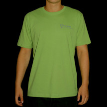 Green Guitars T-shirt - Green T-shirt (S, grön)