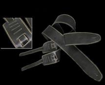Axelband - Axelband läder svart
