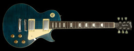 Green LP Standard Blue