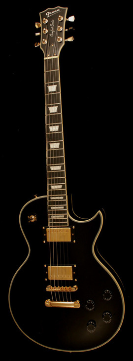 Green LP Black Beauty