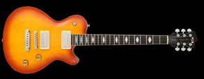 FGN FLAME EFL-HM Orange Burst