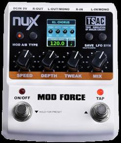 NU-X Mod Force