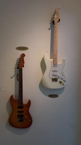 Bild från Guitarnet.se showroom