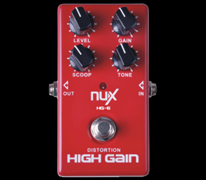 NuX High Gain -