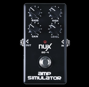 NU-X AS-4 Modern Amp Simulator