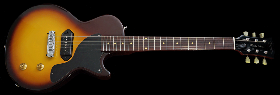 3-tone Sunburst with pickguard