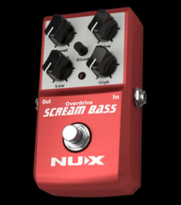 NU-X Scream Bass -