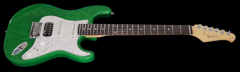Trans Green - 2016 års modell - version 3