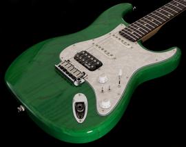 Green ST Special - Micke Nilsson Signature