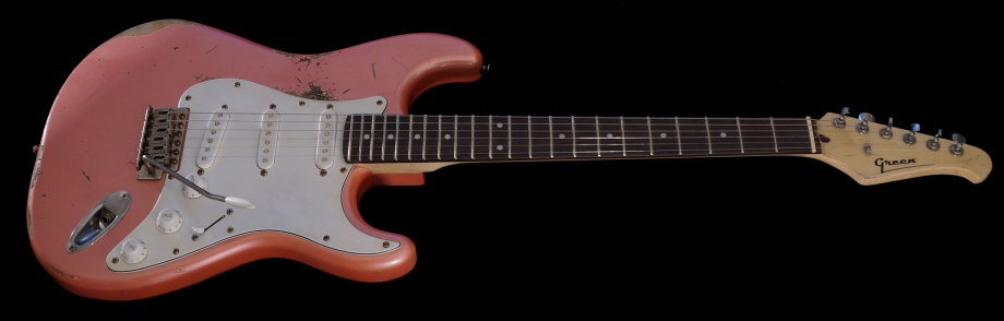 Shell Pink - Medium Relic - By Sonnemo Guitars