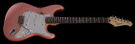 Medium relic - by Sonnemo Guitars